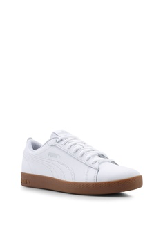 newest 95e66 34685 Puma Sportstyle Core Puma Smash Wns v2 L Sneakers RM 239.00. Sizes 3 4 5 6 7
