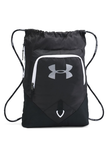 Under Armour black UA Undeniable Sackpack UN337AC08ANRMY_1