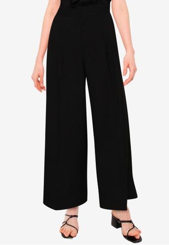 URBAN REVIVO grey Casual Trousers 8AB6EAA3522442GS_1