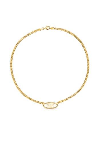 Tous gold TOUS Silver Vermeil Minne Necklace 44743AC33C7579GS_1