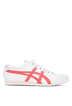 17160744a930 Onitsuka Tiger white and pink Mexico 66 Slip-On Sneakers 395D0SH7A442B1GS_1