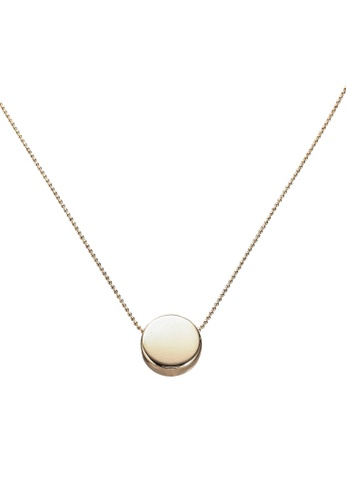 NATALIE & PEPPER gold Angelina Necklace 93299AC5ED2AFEGS_1