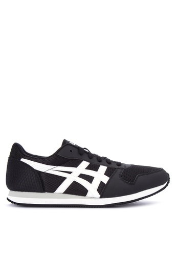 ASICSTIGER black Curreo II Lace-up Sneakers CB634SHFC0B459GS_1
