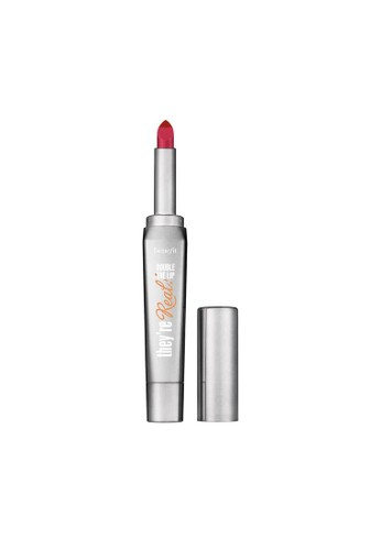Benefit red Benefit They're Real! Double The Lip Mini - Revved up Red 60398BE8E62D48GS_1