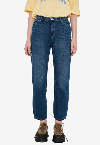 Noisy May blue Brooke Ankle Slim Dad Jeans 2D0D3AAFC462FBGS_1