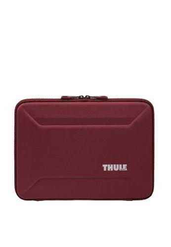 Thule Thule As Gauntlet TGSE 2355 Sleevecase For Macbook Pro 13 inch -  Dark Bordeux B6489AC98ABDF1GS_1