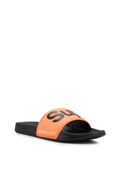 c42cb6483 30% OFF Superdry Superdry Pool Slides RM 139.00 NOW RM 96.90 Sizes S M L