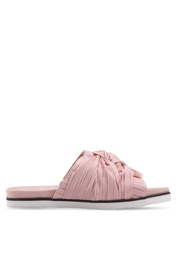 Vero Moda pink Mane Sandals BA24BSHBC41654GS_1