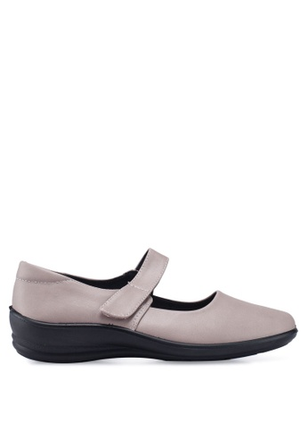 Louis Cuppers 灰色 Louis Cuppers Flats 5BA04SH2EBA471GS_1