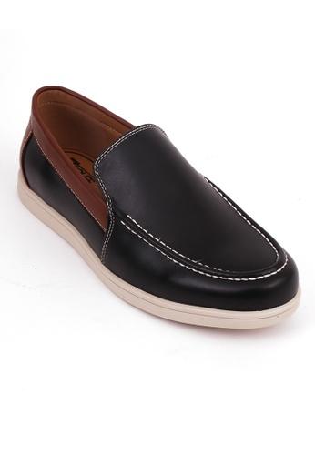7soles black Craig Mens Casual Shoes 46102SHB6E8EA8GS_1