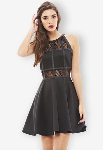 Sunnydaysweety black Stylish Polyester Sexy Vest Dress 2EF6FAA762A16DGS_1