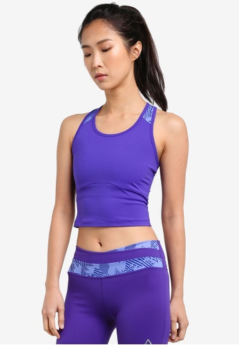 AVIVA purple Sport Bra AV679US0S9G0MY_1