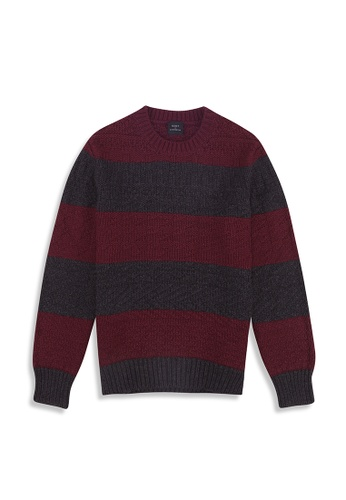 Kent and Curwen red Red Knitwear 304D1AA99C52F1GS_1