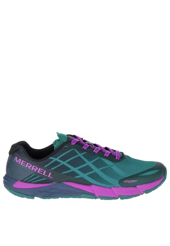 Merrell purple BARE ACCESS FLEX 8C952SH2DD56A4GS_1