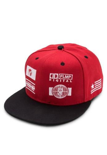 圖文棒球帽, 飾品esprit台灣官網配件, 帽飾