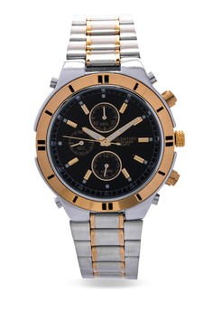 Stainless Steel Analog Watch 20121649