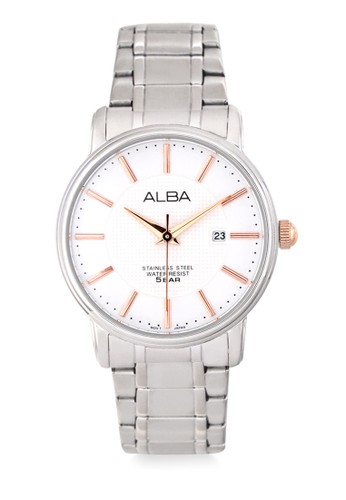 Alba silver Women Analog Watches AH7C45 1D951AC157B398GS_1