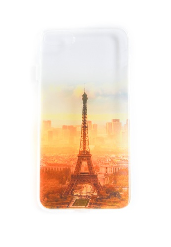 Fancy Cellphone Cases multi Eiffel Soft Transparent Case for iPhone 7 FA644AC55CIQPH_1