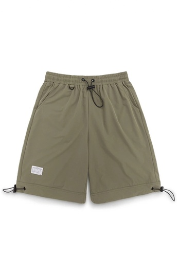 Twenty Eight Shoes Fashion Brand Sports Windbreaker Shorts 9317S AEAAFAA15C8C09GS_1