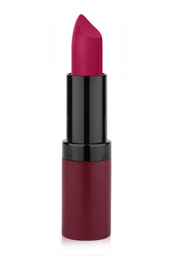 GOLDEN ROSE red VELVET MATTE LIPSTICK - 19 GO743BE50FNXMY_1