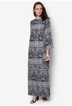 Korean Yarn Baju Kurung