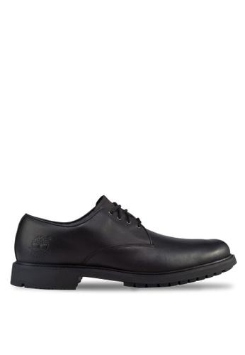 Timberland black Timberland Men's Stormbucks Plain Toe Oxfords TI845SH46NTHSG_1