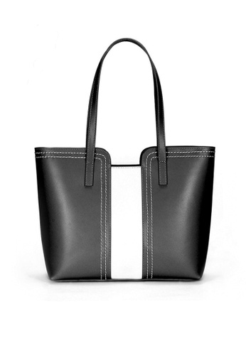 Twenty Eight Shoes Color Matching Large Capacity Leather Tote Bags DL9073 59C59AC3FCFE0DGS_1