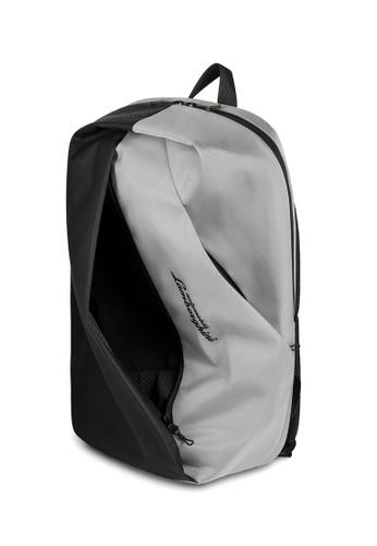 Lamborghini grey Automobili Lamborghini® Galleria Grey Backpack 8118DAC0515EC5GS_1