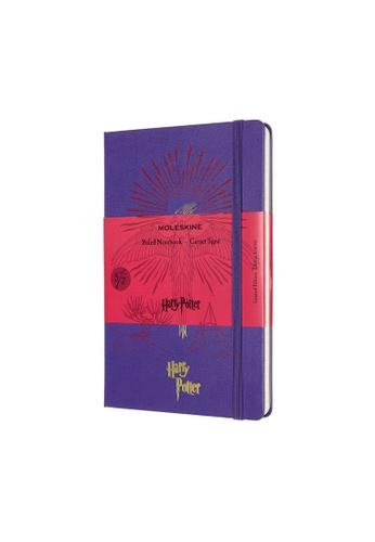 Moleskine purple Limited Edition Notebooks Ruled Hard H Potter Purple Large 6B94CHL7339C7AGS_1