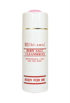 B3 [BISAN] Body Salt Cleanser Ex