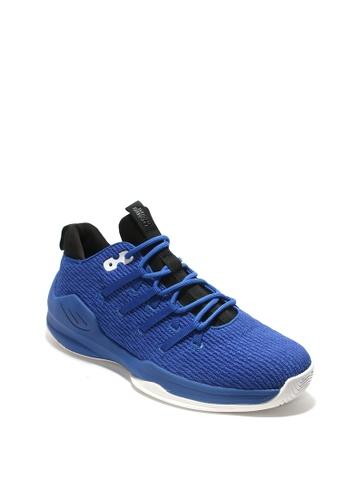World Balance blue High Flyer Men Basketball Shoes A0E5CSH8743896GS_1
