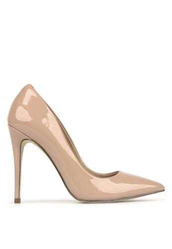 Betts pink Blossom Patent Stiletto Heels 0B39BSH2C89498GS_1