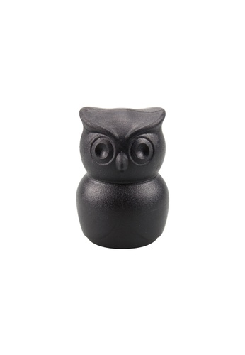 Qualy Qualy Thirsty Owl Bottle Opener (Black) 34E45HL0A904D2GS_1