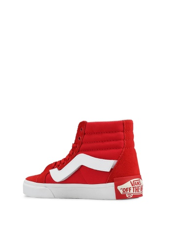 c80df375ad8 Buy VANS SK8-Hi Year of The Pig Sneakers Online on ZALORA Singapore