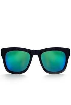 The Pa-Cool In Blind Blue Sunglasess