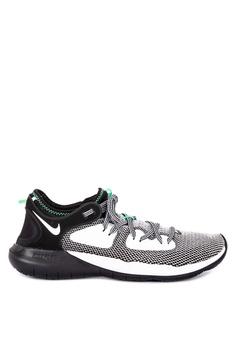sale retailer 6dd56 d3ffd Nike white Nike Flex 2019 Rn SE Shoes 9CAE2SH802366BGS 1
