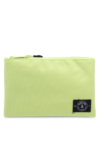 Parkland green Fraction Pouch 3501BACBE17E92GS_1
