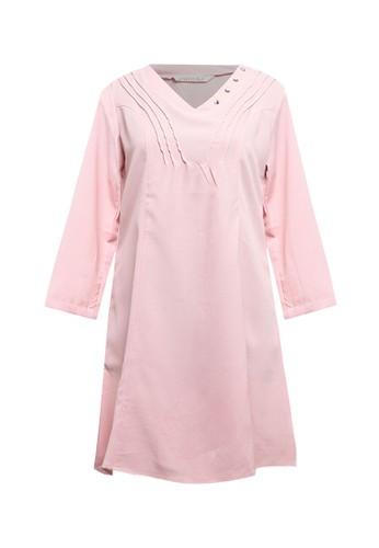 sophistix pink Marta Tunic 68AC3AAFAD76A1GS_1