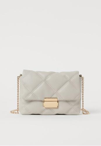 H&M grey Mini Bag 01A0AACDBBF42EGS_1