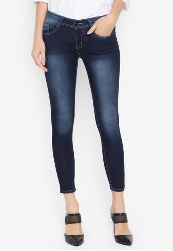 Balaynor blue Skinny Denim Jeans 9758EAA1960997GS_1