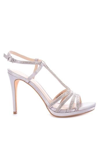 bdcc610ab71b Shop Matthews Spencer High Heeled Sandals Online on ZALORA Philippines