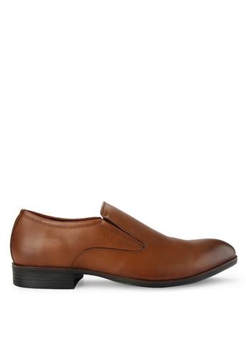 Obermain brown Alan Henry - Slip On 96E26SH008E9CBGS_1