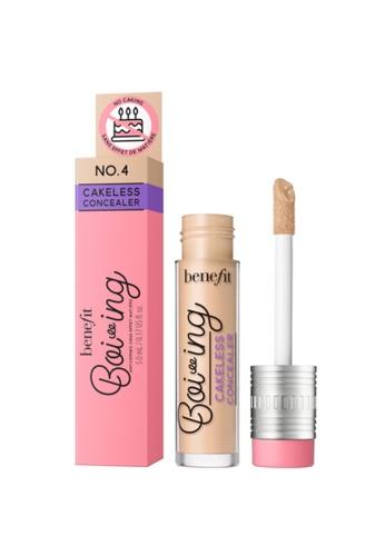 Benefit beige Boi-ing Cakeless Concealer Full Coverage Liquid Concealer #04 08916BE4B47409GS_1
