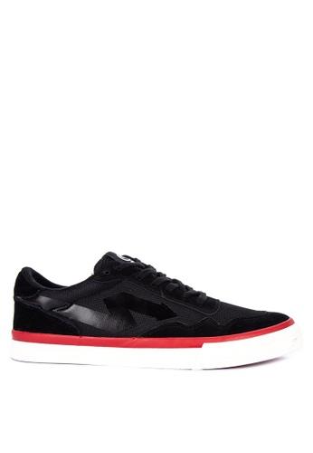 SONNIX black Barc Vulc Q118 Men's Lace Up Sneaker Shoes 642C2SH01A02D2GS_1