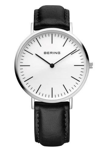 Bering silver Classic 13738-404 White 38 mm Men's Watch 8EC34AC32377C5GS_1