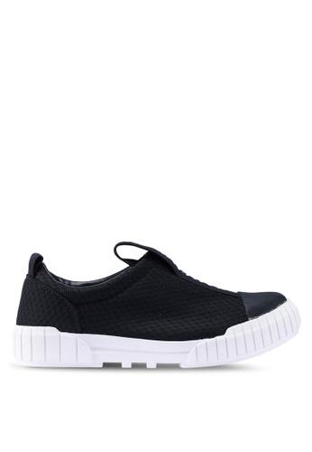 Calvin Klein 黑色 Bamina 運動鞋 BFA36SH1380800GS_1