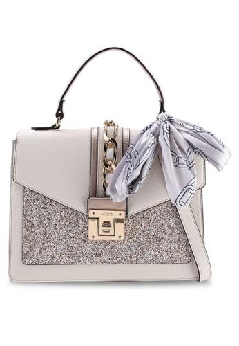 f7925d1fd5 ALDO beige Glendaa Top Handle Bag 36491AC6E8B171GS 1
