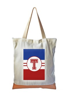 Tote Bag Sporty Initial T