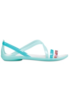 b4430b7d6aad Women s Crocs Isabella Cut-Out Graphic Strappy Sandal NMt Oys  A3F6FSH8E7F314GS 1