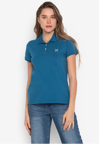 4048dd2fb Shop REGATTA Pique Polo Shirt Online on ZALORA Philippines